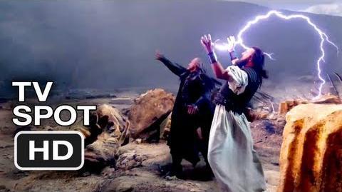 Wrath of the Titans TV SPOT 9 - Sam Worthington Movie (2012) HD