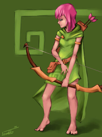 File:Clash of clans archer by tunnelrunner-d7mpuve.jpg