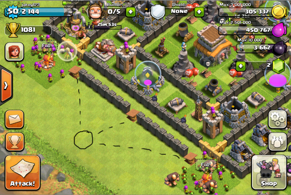 Image - Screen Shot 2013-03-16 at 23.09.15.png | Clash of Clans ...