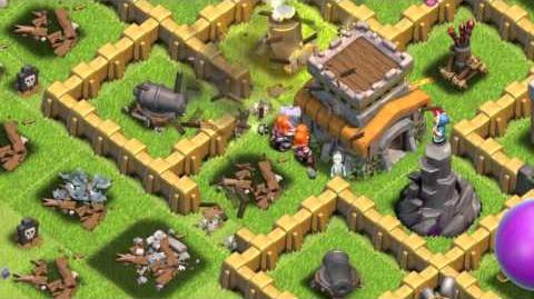 Clash of Clans The Valkyrie