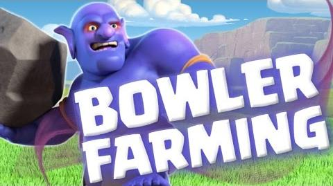 BOWLER FARMING! TH10 and TH11 Strategy in Clash of Clans