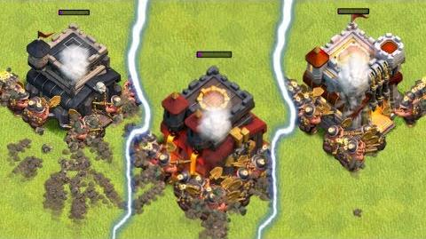 MINERS vs TH9 TH10 & TH11 - CoC Miner Troop Event Challenge Clash of Clans