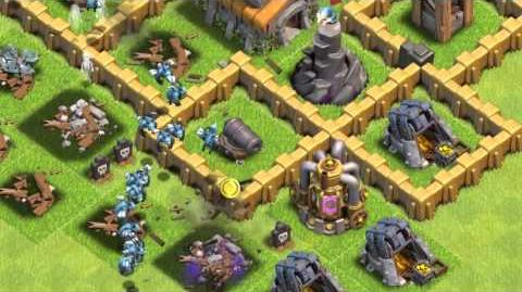 Clash of Clans - Angriff der Minion´s