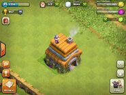 Townhall + wizard tower