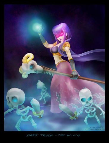 File:Clash of clans witch by birgsc-d822qat.png