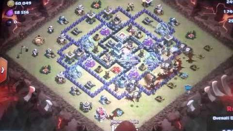 Introduction To My Clash of Clans DRHOBA Attack!