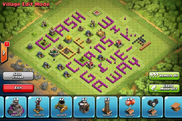 File:Clash of clans giveaway Dovahkiin.jpg