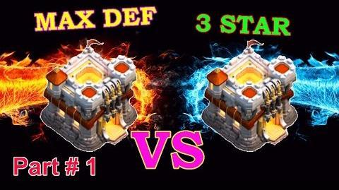 Clash of Clans Max TH11 vs TH11 Max 👍 100% 3 Star ❤️ Part 1