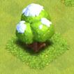 Winter tree large