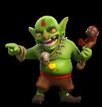 Goblin King Render