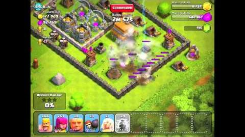 Clash of Clans - Let's Play Episode 29