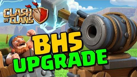 BUILDER HALL 5 UPGRADE! Let's Play the Builder Base 16 Clash of Clans