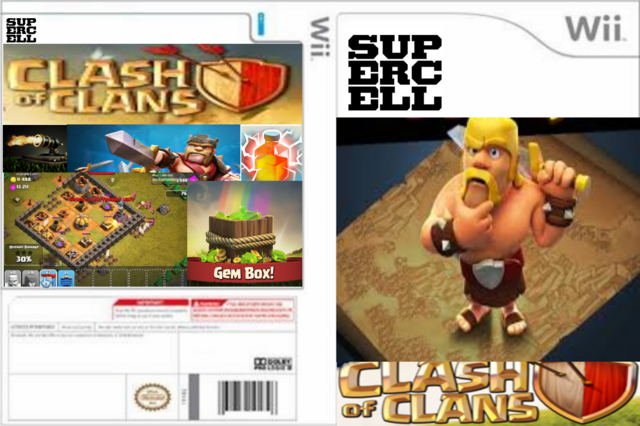 File:CLASH OF CLANS WII.png