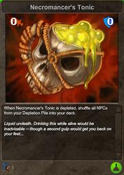445 Necromancer's Tonic