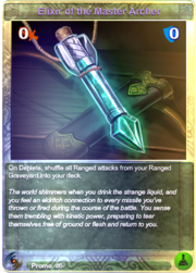 Promo6 Elixir of the Master Archer (F)