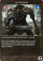 440 Orc Warlord