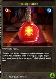 298 Healing Potion