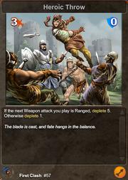 57 Heroic Throw V2