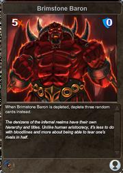 345 Brimstone Baron