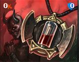 900 Amulet of Deferred Damnation Mini