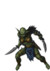 Goblin stabber