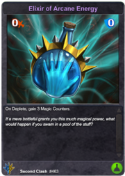 463 Elixir of Arcane Energy