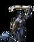 Merfolk warrior