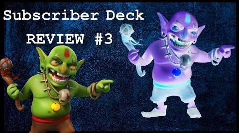 Clash Royale Giant Deck Subscriber Deck Review 3 Arena 6,7,8,9,10,11