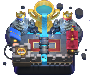 clash royale how to get to legendary arena