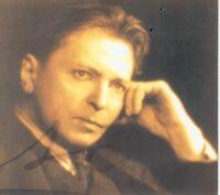 Photograph of George Enescu