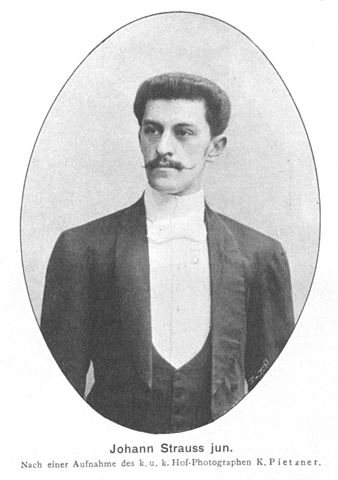 File:Photograph of Johann Strauss III by Carl Pietzner.jpg