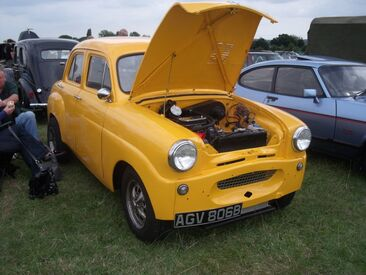 Yellow ford