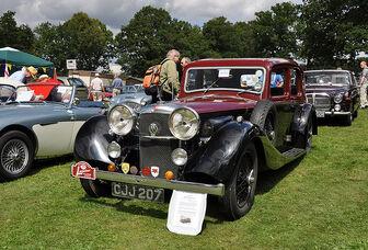 1935 Alvis Speed Twenty