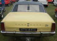 Vauxhall Cresta rear