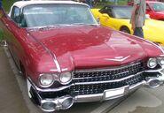 Cadillac Coupe DV