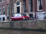 Citroen DS at Amsterdam