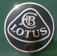 Lotus Hood Badge