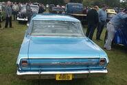 Chevy Nova SS rear