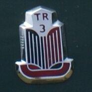 TR3 Badge