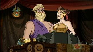 Zeus and hera 4
