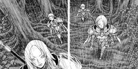 Claymore Manga Chapter 26