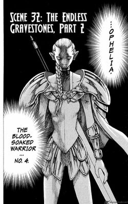 Claymore Chapter 32 Cover