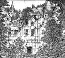 Il castello a nord-ovest