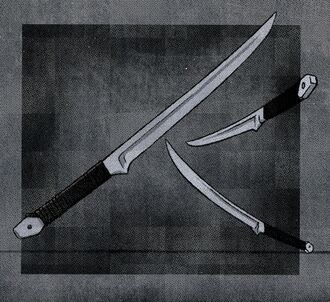 Clare's knives