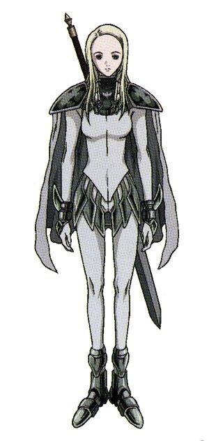 Elena in Uniform