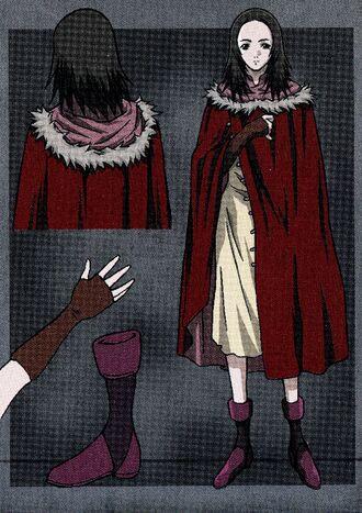 Priscilla as human girl
