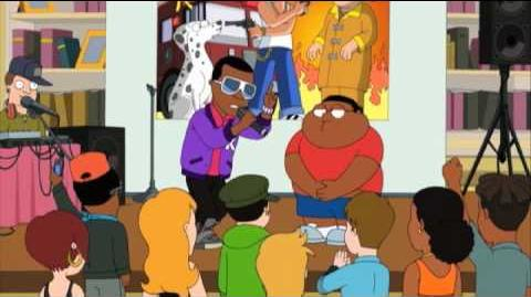 The Cleveland Show Rap Battle Featuring Kanye West