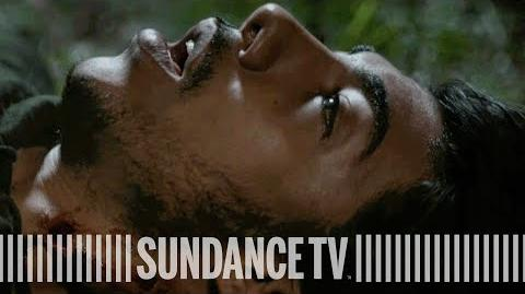CLEVERMAN 'Djukara Confronts Koen' Talked About Scene (Episode 105) SundanceTV