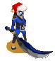 Christmas Samurai