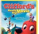 Clifford's Really Big Movie (VHS)
